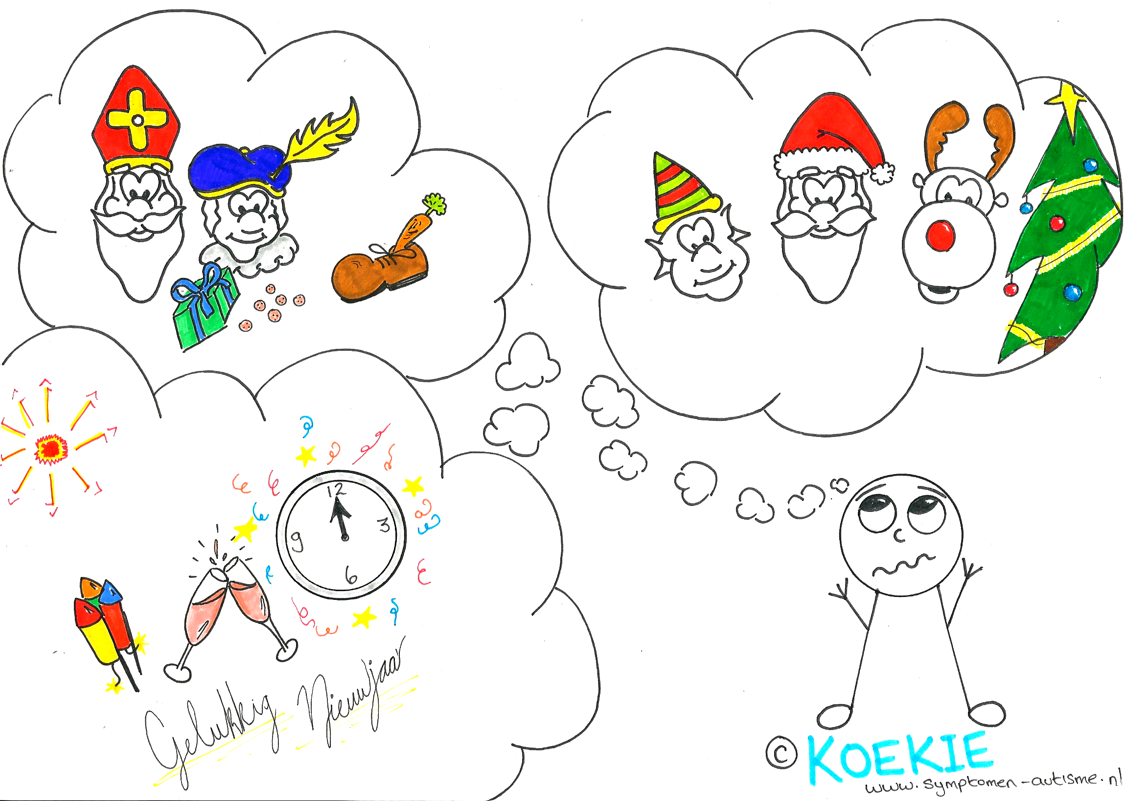 Autisme en de feestdagen