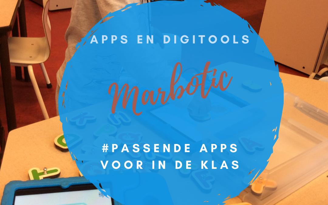 Interactief op de iPad met Marbotic apps!