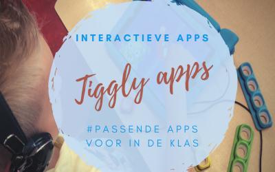 Tiggly apps met materiaal