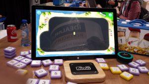 HUB kan aan Laptop of iPad gekoppeld worden