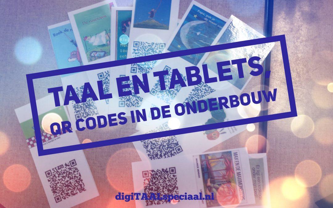 QR codekaarten, een verzameling met handleiding