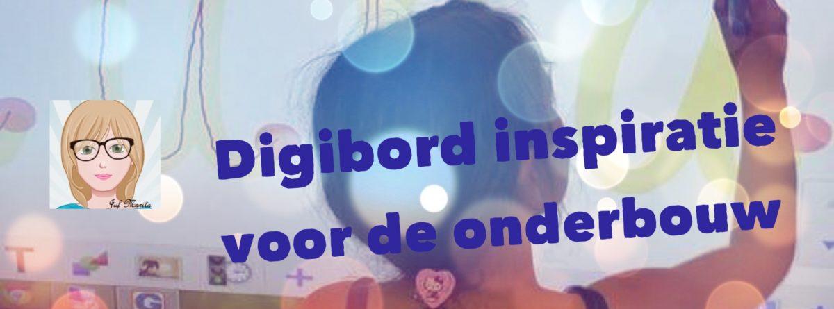 Workshop: Digibord inspiratie
