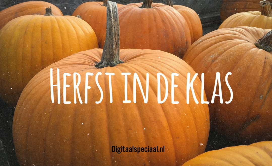 Hoera herfst!