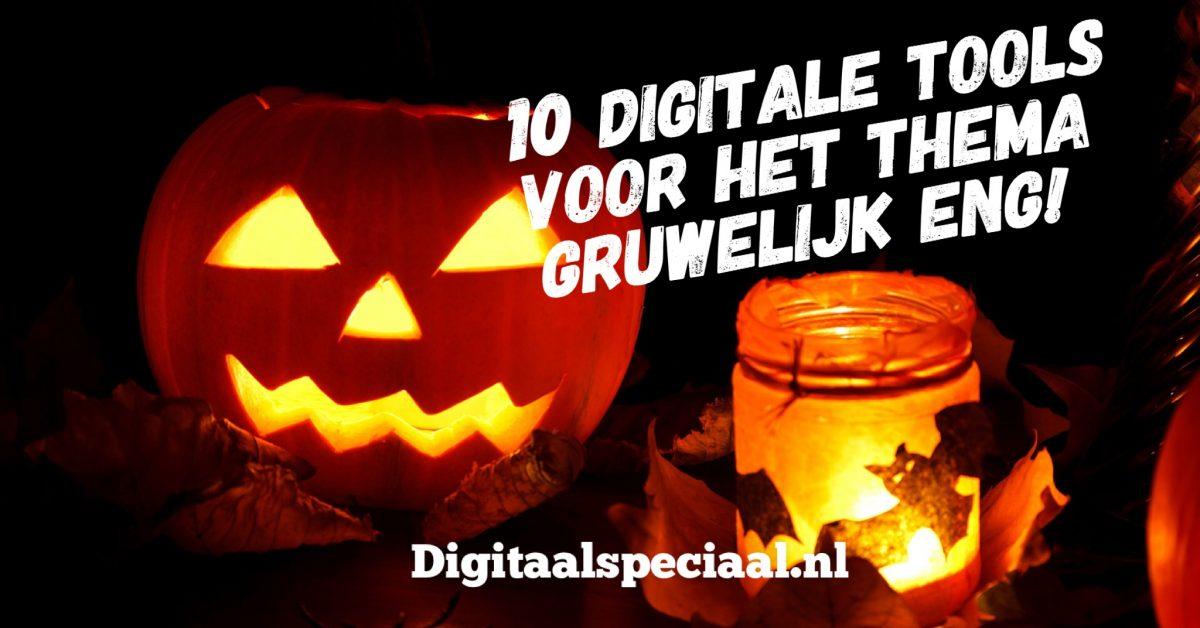 ee95f2b29d6 Halloween en 10 gruwelijk enge digitale tools | DigiTAALSpeciaal