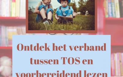 Ontdek het verband tussen TOS en voorbereidend lezen