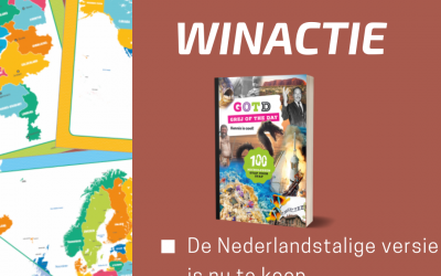 Winactie Grej of the Day