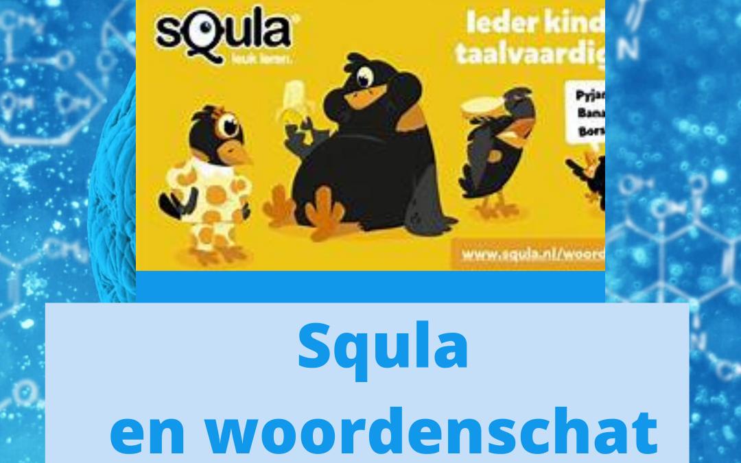 Extra woordenschat met Squla