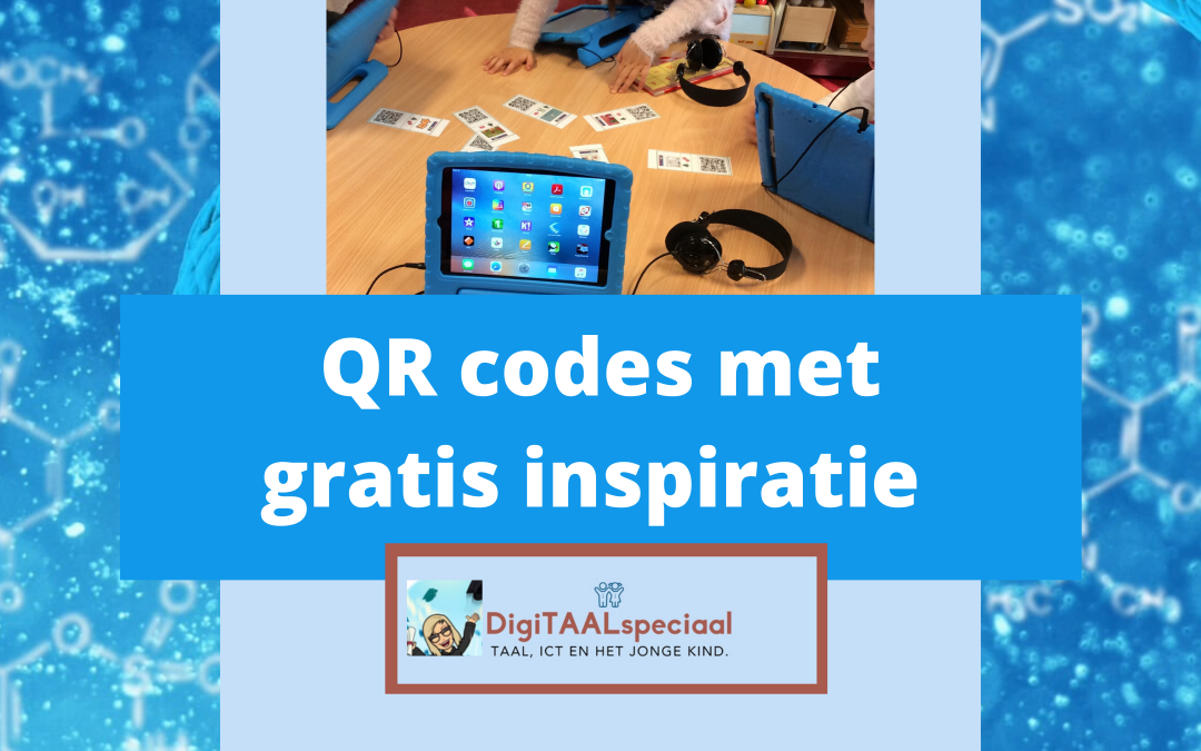 QR codes en gratis inspiratie