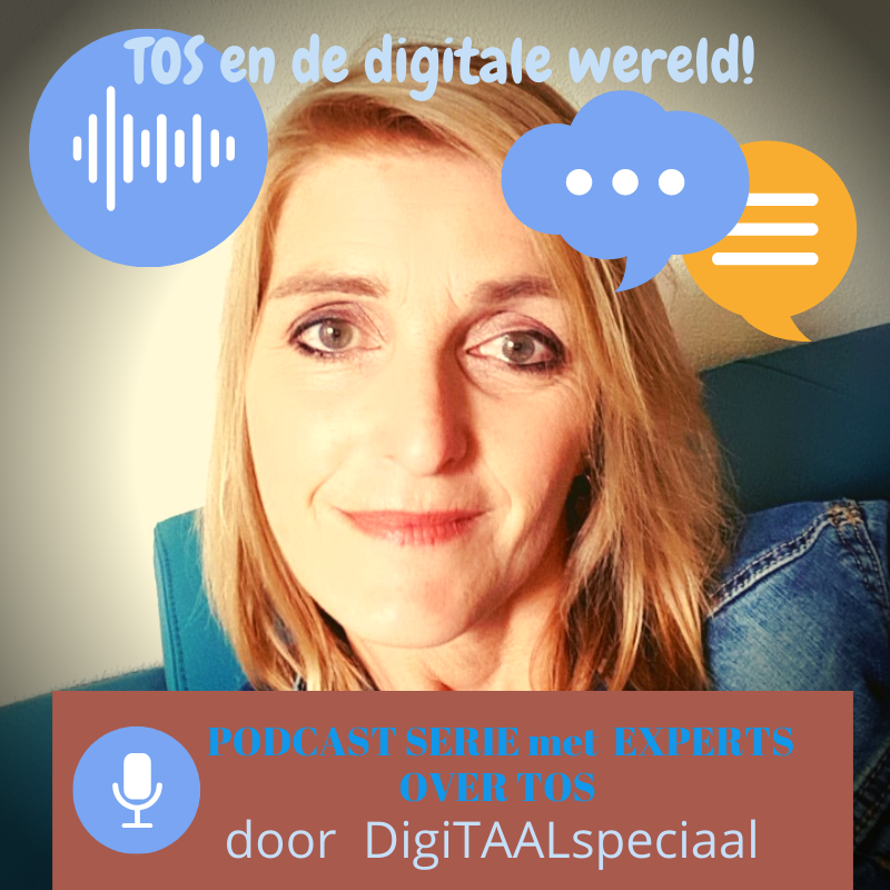Podcast TOS en de digitale wereld