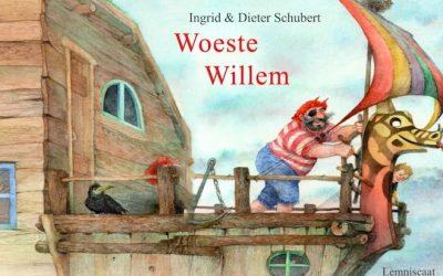 Het greenscreen met Woeste Willem