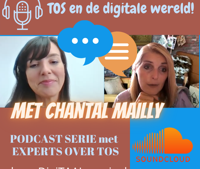 Podcast aflevering 4 met Chantal Mailly