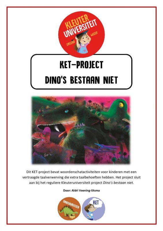 KETproject Dino's bestaan niet