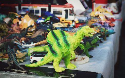 Nieuw KETproject: Dino's bestaan niet !