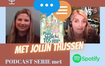 Aflevering 6 : In gesprek met Jolijn Thijssen