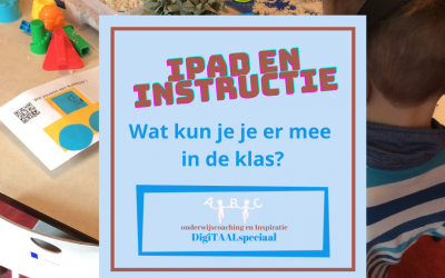 De iPad als extra instructiemiddel!