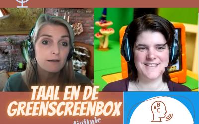 Aflevering 12: Taal en de greenscreenbox