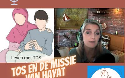 Aflevering 13: TOS en de missie van Hayat
